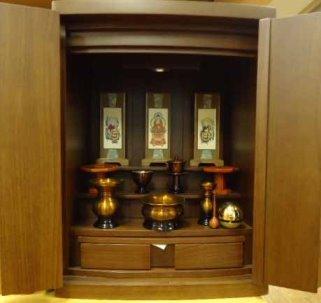 家具調仏壇,仏壇